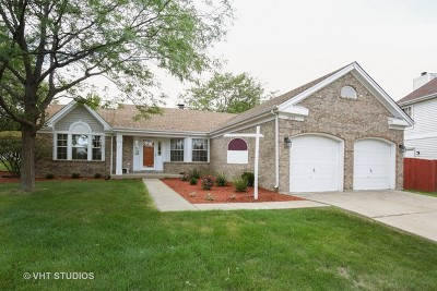 Bartlett IL Single Family Home For Sale: $289,955