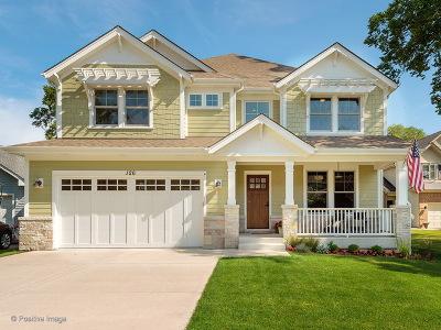 Elmhurst Single Family Home For Sale: 126 Melrose Avenue
