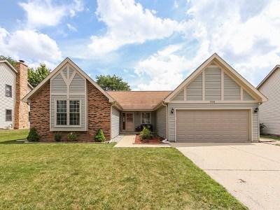 Lake Zurich Single Family Home Price Change: 1080 Cedar Creek Drive