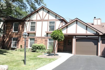 Rolling Meadows IL Condo/Townhouse For Sale: $159,500