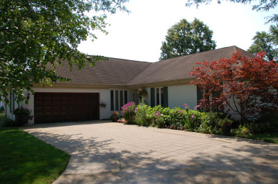 Palatine Single Family Home For Sale: 1355 West Borders Drive