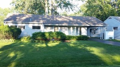 Markham Single Family Home For Sale: 15723 Trumbull Avenue