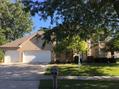 Aurora Single Family Home For Sale: 791 Inverness Drive
