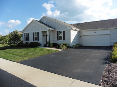 Pingree Grove Condo/Townhouse Contingent: 1786 Francis Drive #1786