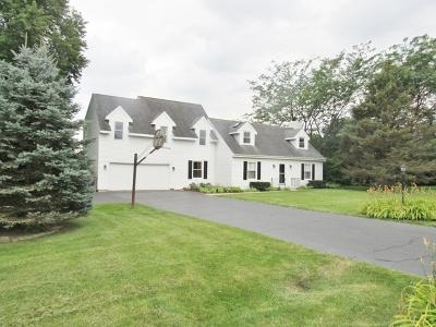 Woodstock Single Family Home For Sale: 12201 Baker Terrace