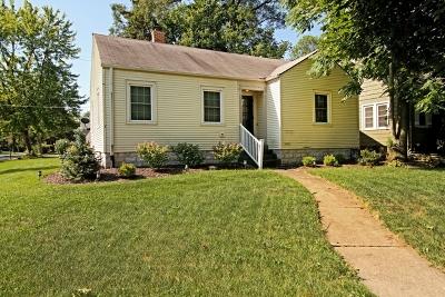 Homewood Single Family Home Price Change: 1401 183rd Street