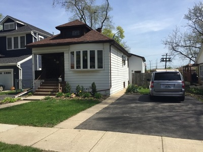 Elmhurst Single Family Home For Sale: 455 North Addison Avenue