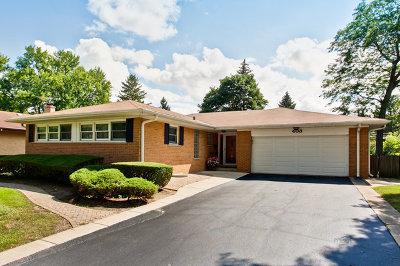 Mount Prospect Single Family Home For Sale: 403 East Berkshire Lane