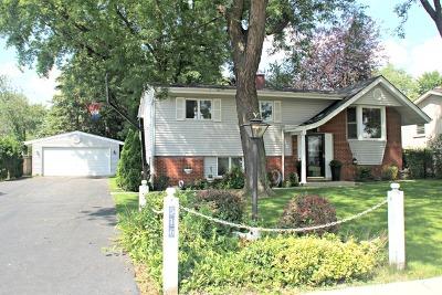 Roselle Single Family Home Price Change: 516 East Turner Avenue