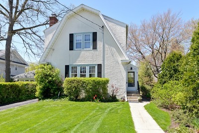 Winnetka Single Family Home For Sale: 510 Provident Avenue