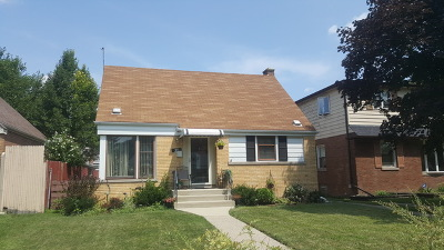 Calumet City Single Family Home For Sale: 36 167th Street