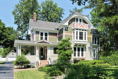 Lombard Single Family Home For Sale: 150 North Main Street