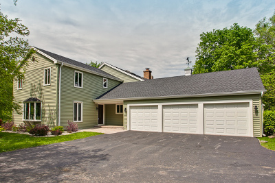 Mundelein Single Family Home For Sale: 21384 West Lakeview Parkway