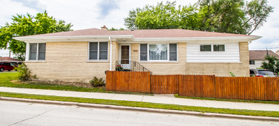 Berkeley Single Family Home Contingent: 5800 Prospect Avenue