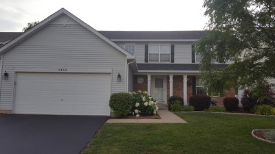 Woodstock Single Family Home For Sale: 2456 Waterleaf Lane