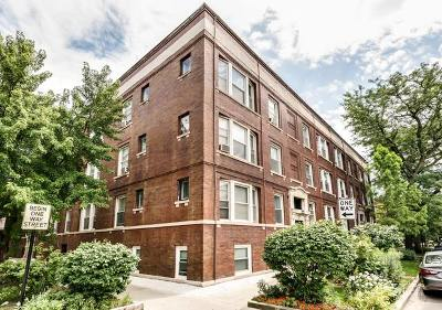 Cook County Condo/Townhouse Re-activated: 5259 North Winthrop Avenue #G