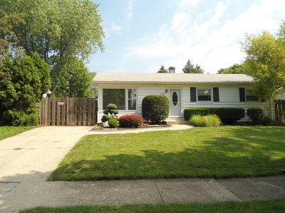 Mundelein Single Family Home For Sale: 540 Bonniebrook Avenue