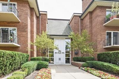 Oak Brook Condo/Townhouse For Sale: 6 Oak Brook Club Drive #K107