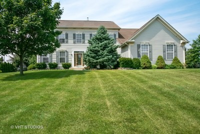 Bartlett IL Single Family Home For Sale: $389,900