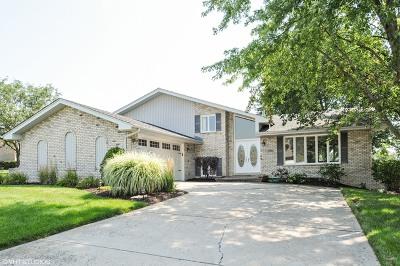 Mokena Single Family Home For Sale: 18801 Meadow Creek Drive