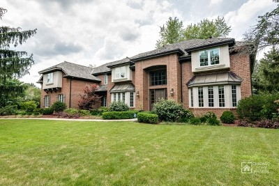 Lake Forest Single Family Home For Sale: 1080 Evergreen Drive