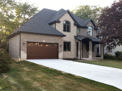 Hinsdale Single Family Home For Sale: 936 South Quincy Street