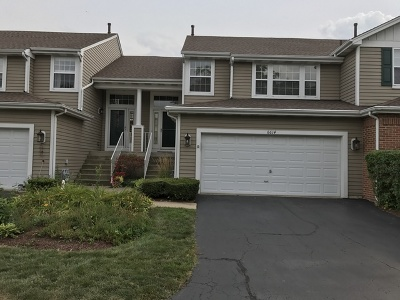 Willowbrook Condo/Townhouse For Sale: 6614 Snug Harbor Drive