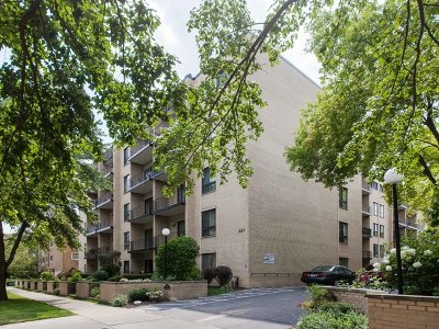 Oak Park Condo/Townhouse Contingent: 221 North Kenilworth Avenue #506