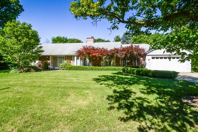 Geneva Single Family Home For Sale: 804 Hawthorne Lane