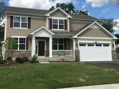 Palatine Single Family Home For Sale: 1318 North Palos Avenue