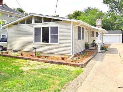 Batavia Single Family Home Contingent: 15 South Mallory Avenue