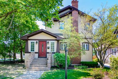 La Grange Single Family Home For Sale: 450 7th Avenue