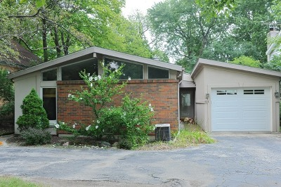 Highland Park Single Family Home For Sale: 523 Green Bay Road