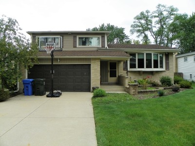Mount Prospect Single Family Home Contingent: 1926 East Camp McDonald Road