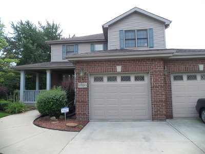 Orland Park Single Family Home For Sale: 17520 Brook Crossing Drive