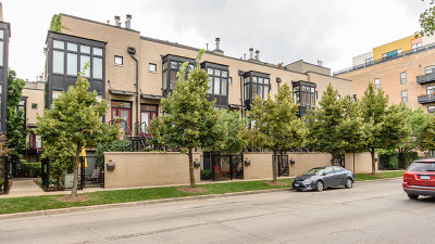Cook County Condo/Townhouse Contingent: 1713 West Diversey Parkway #C