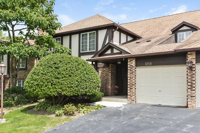 Willowbrook Condo/Townhouse Contingent: 6159 Brookside Lane #A
