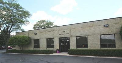 Hoffman Estates Commercial For Sale: 555 West Central Road #107-109