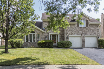 Bartlett IL Single Family Home For Sale: $334,900