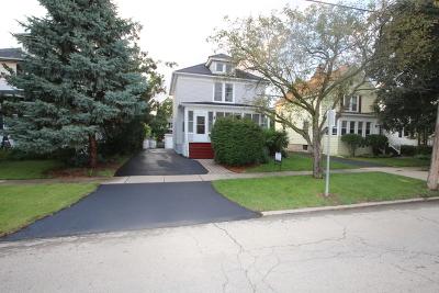 Woodstock Single Family Home For Sale: 115 Grove Street