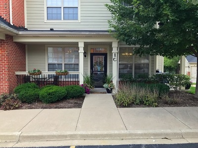 Glen Ellyn Condo/Townhouse Contingent: 1038 Swift Road #1C