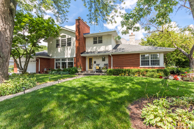 Western Springs IL Single Family Home For Sale: $849,000
