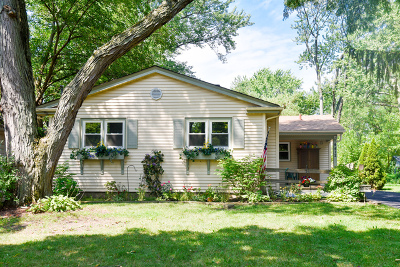 Downers Grove Single Family Home Contingent: 4412 Florence Avenue