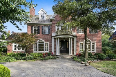 Hinsdale Single Family Home For Sale: 435 North Bruner Street