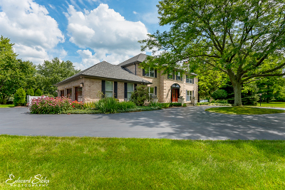Woodstock Single Family Home For Sale: 712 North Concord Drive