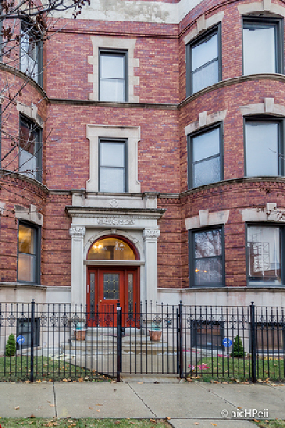 Condo/Townhouse New: 4935 South Vincennes Avenue #3N