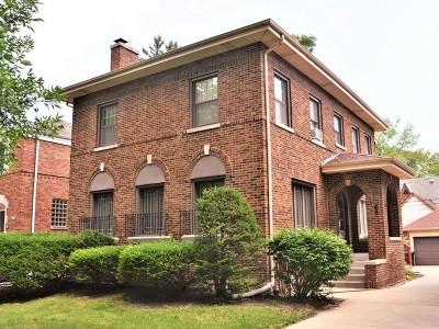 Single Family Home New: 9917 South Leavitt Street