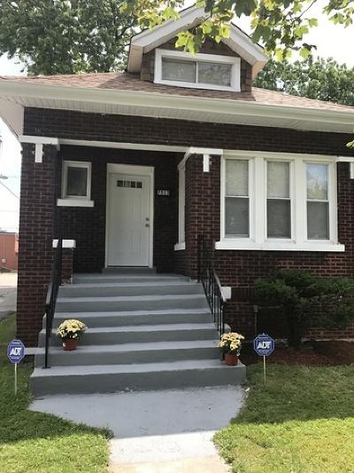 Single Family Home New: 7513 South Michigan Avenue