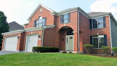 Geneva Single Family Home For Sale: 39w722 Benton Lane