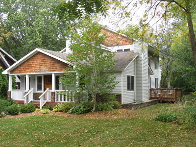 Lake Forest Single Family Home For Sale: 1799 Telegraph Road